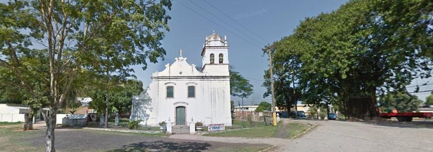 Duque de Caxias - Igreja Matriz de Nossa Senhora do Pilar -ipatrimônio